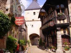 Bourvon-Lancy ville médiévale