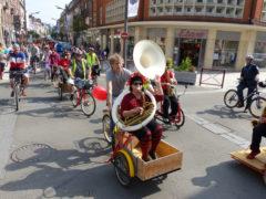 Vélorution à Beauvais-juin 2014