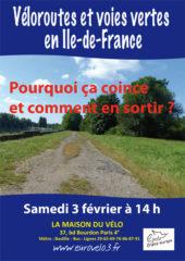 Véloroutes et voies vertes en Ile-de-France : pourquoi ça coince et comment en sortir ?