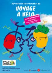 14 et 15 janvier 2017: Festival international du voyage à Vélo