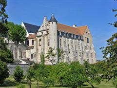 Abbaye Saint Séverin de Château-Landon