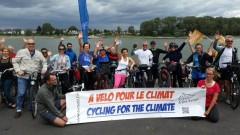 La rando pour le climat rencontre l'ONU climat