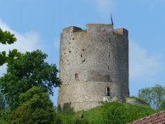 Tour du château de Guise