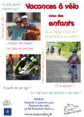 Les vacances à vélo avec les enfants