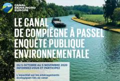 Le canal Seine-Nord-Europe ne doit pas ignorer les mobilités actives