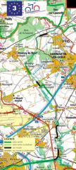 La Seine et Marne ne jalonne pas l'EV3, CycloTranseurope et l'AU5V le font !