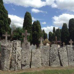 Nécropole mérovingienne à Civaux