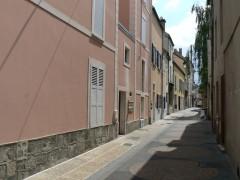 Corbeil, rue aux tisseurs