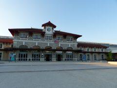 La gare de Dax