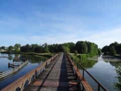 Quel parcours pour l'EuroVélo 3 de Montargis à Orléans ?