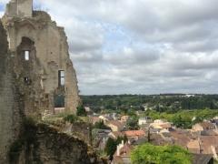 Château des évêques - Chauvigny