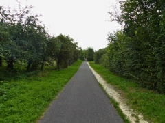 voie-verte-entre -ruellle-et-angouleme
