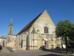 Abbatiale Notre Dame de Guîtres