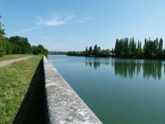 La Seine au sud de Corbeil