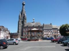 Place de Solre-le-chateau