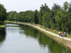 Canal de la sambre à l'Oise