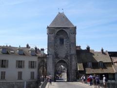 Porte de Bourgogne à Moret-sur-Loing