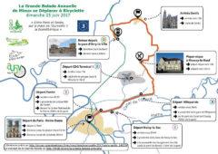 Entre Paris et Senlis, sur les traces de l'EuroVélo 3