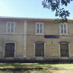 Ancienne gare de Marthon
