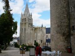 Collégiale Saint-Liphard de Meung-sur-Loire