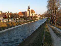 Au sud de Montbouy